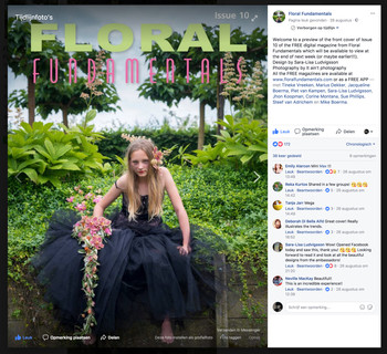 Floral Fundamentals | Digital Inspirational Magazine Issue 10